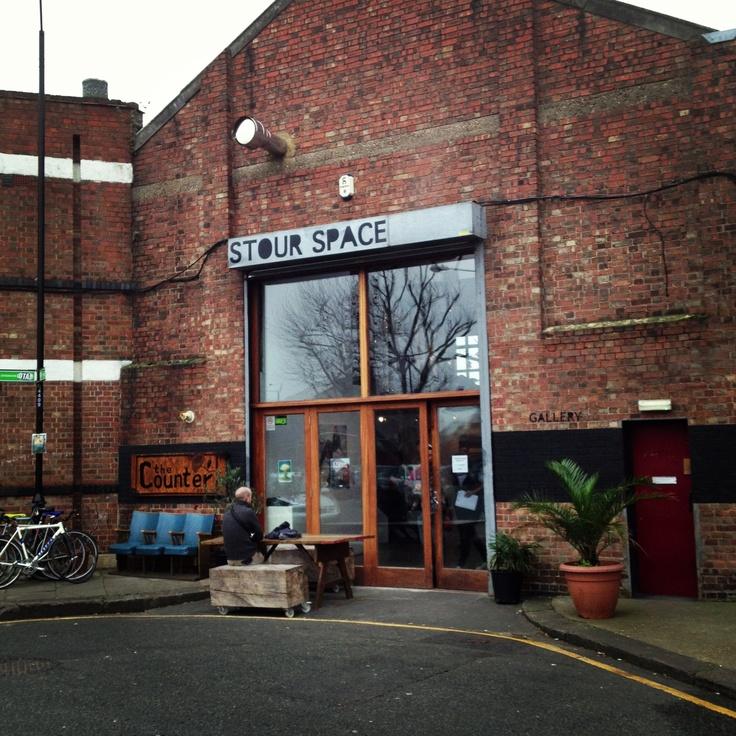 Janelões  The Counter Cafe, Hackney