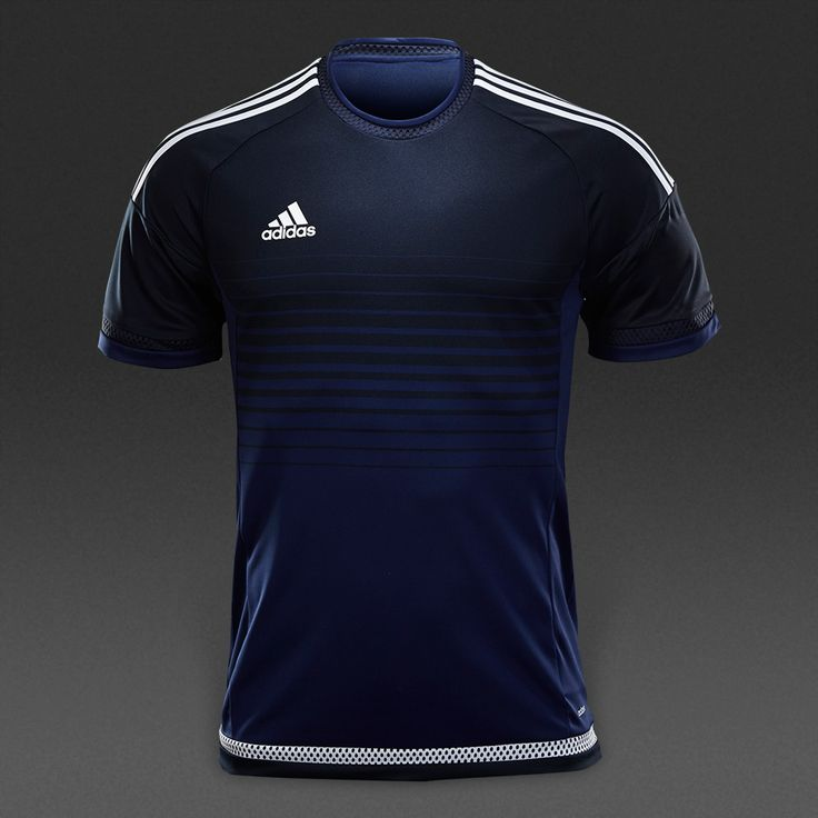 adidas Campeon 15 SS Jersey - Dark Blue/Night Navy/White