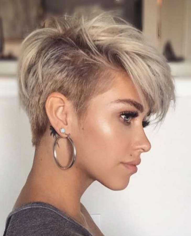 Autumn Hartt Short Hairstyles - 1