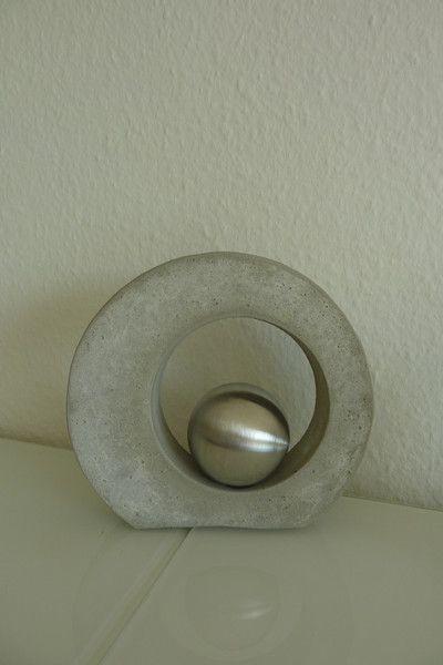 Deko-Objekte - Beton-Zement Deko - ein Designerstück von lacasa55 bei DaWanda