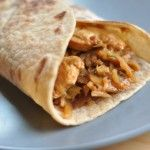 Permalink to: Asian Chicken Wraps