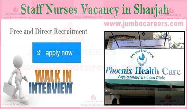 Nursing Jobs In Sharjah For Indians Nursing Jobs Healthcare Jobs Nurse