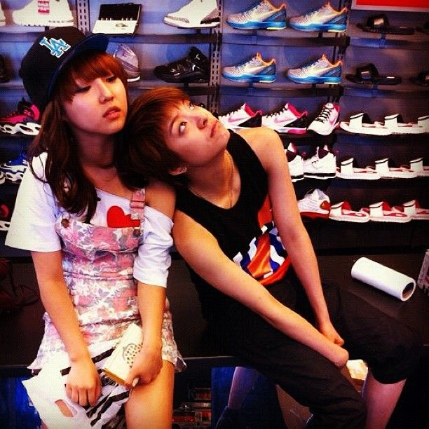 Image result for miss a min and amber