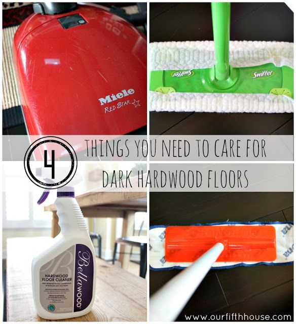 4 Things You Need to Clean Dark Wood Floors - 17 Best Images About Hardwood Cleaning On Pinterest