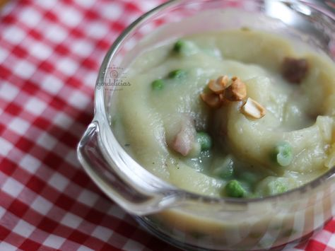 Sopa Cremosa de Batata Doce. Receita completa em http://gordelicias.biz.