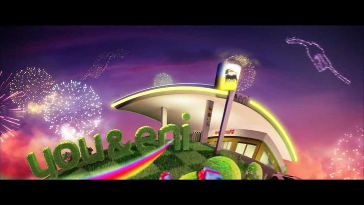 Finally we've found this #spot online! It was from 2013 - #3d #graphics #video #eni #world #cute