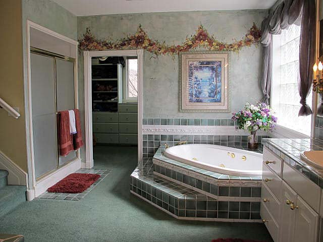 I Love This Garden Tub