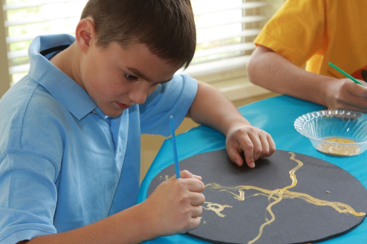 Percy Jackson Crafts for school