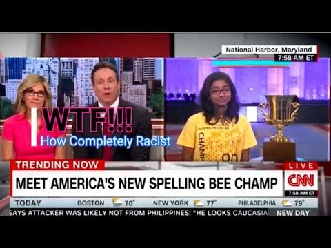 Disgusting Liberal CNN Anchor Makes Completely Racist Comment To The Nat.