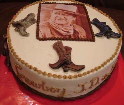 Birthday Cake Image For John : 17 Best images about Cakes - Western / Hunting / Camo on ...
