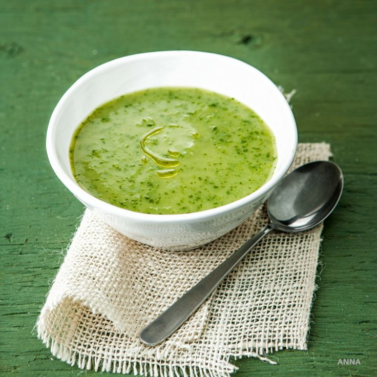Spring parsley soup | Everything Anna