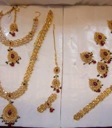 Buy polki Gold bridal-sets bridal-set online