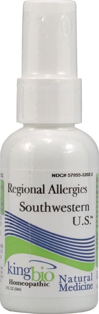 King Bio Homeopathic Southwestern U.S.™ -- 2 fl oz - Vitacost