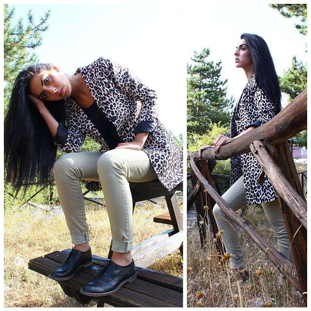 #instamoda #look #outfit #ootd #casuallook #casualstyle #leopardstyle #leopardcoat #dulio #instafashion #fashion #girl #fashionthings #italiangirl #instaitaly #igaddicted #scattiitaliani #likesforlikes #followforfollow #followme #luisa