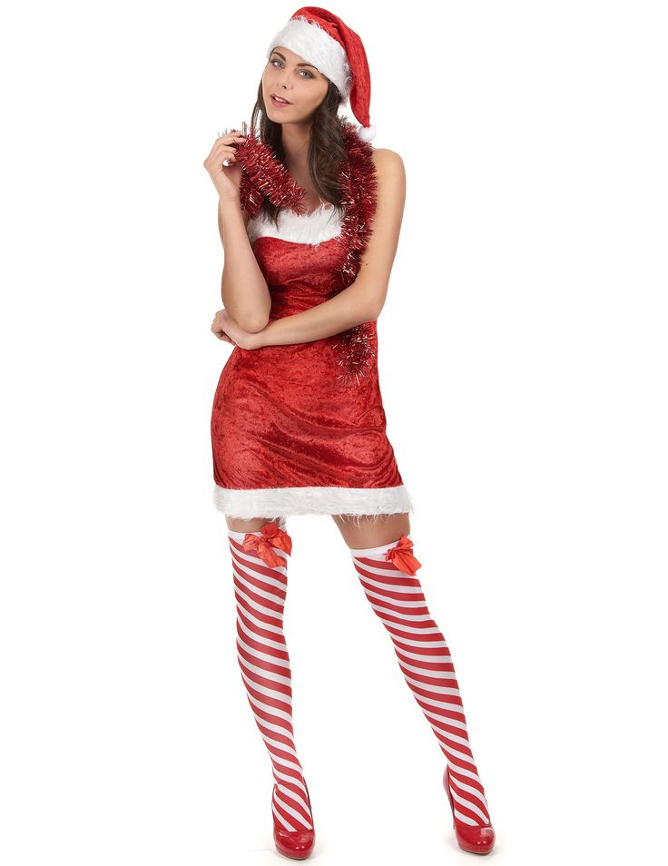 29 best sexy christmas no l sexy images on pinterest christmas costumes fancy dress and xmas. Black Bedroom Furniture Sets. Home Design Ideas