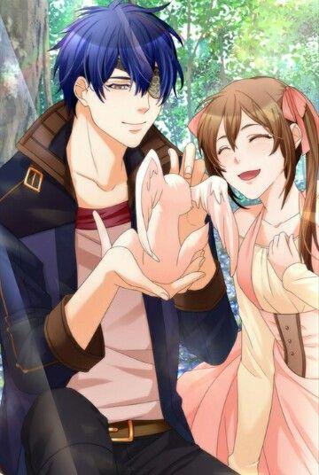 Shall we date?: wizardess heart (yukiya Reizen)
