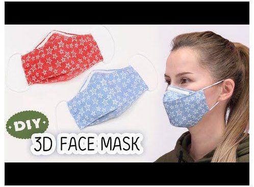 Pin On Diy Face Mask