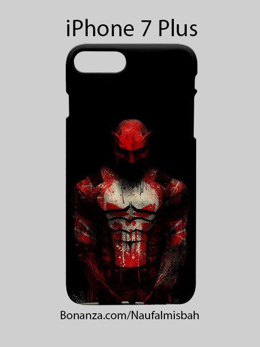 Daredevil Marvel iPhone 7 PLUS Case Cover Wrap Around