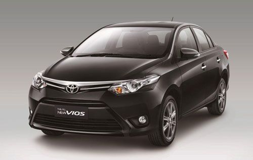 All New Vios | Toyota Solobaru 081393448227