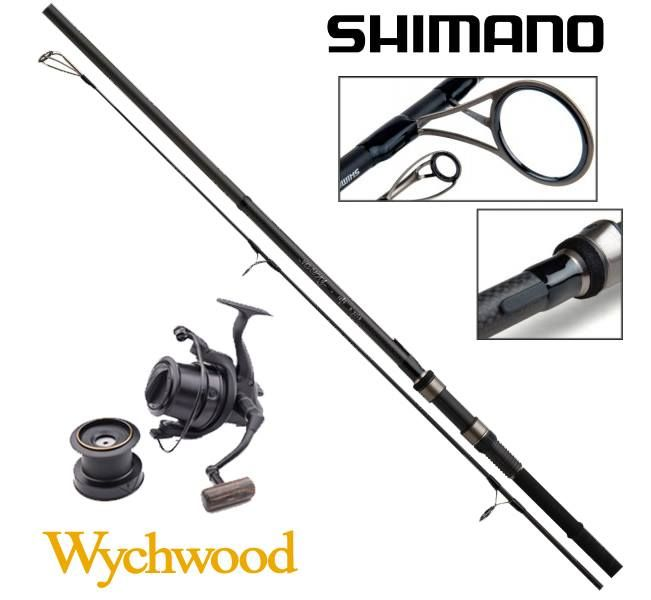 *** ROD & REEL MEGA DEAL *** RRP £219.98 – ERICS £89.99!!!!!! http://www.ericsangling.co.uk/shimano-tribal-velocity-rod-wychwood-riot-65s-black-reel-combo.html Erics have taken one of their most popular rods, paired it up with one of their most popular reels and absolutely slashed the price! Get your hands on our Shimano Tribal Velocity and a Wychwood Riot 65S Big Pit combo while stocks last!!! Wychwood Riot 65S Big Pit Reel – Black Based on the best-selling, tried and trusted Riot Big Pit…