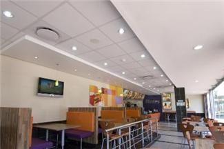 Econotile foil back gypsum ceiling tiles
