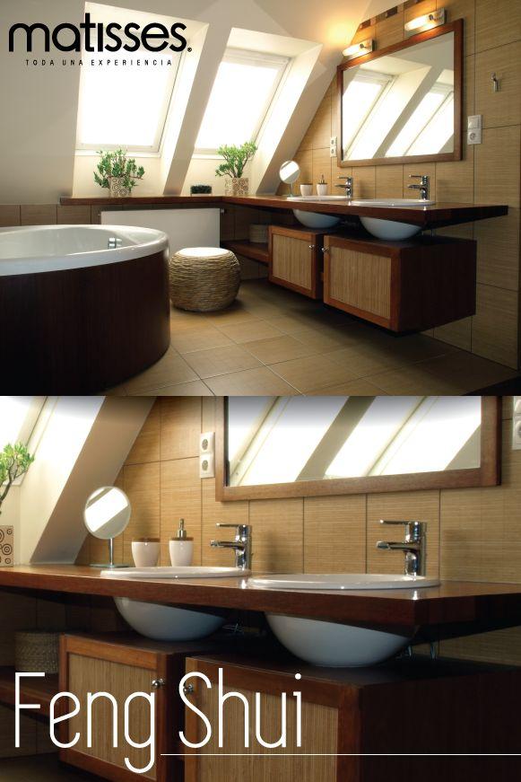 Feng Shui: El baño es una estancia donde se drena la energía negativa del hogar, por lo tanto se recomienda mantenerlo debidamente en orden y con las puertas cerradas.