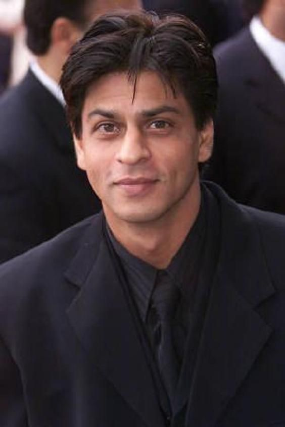 Shahrukh Khan. Self made, despite obstacles. Being present, close to God, dedicated to work and living life with a sense of humor.