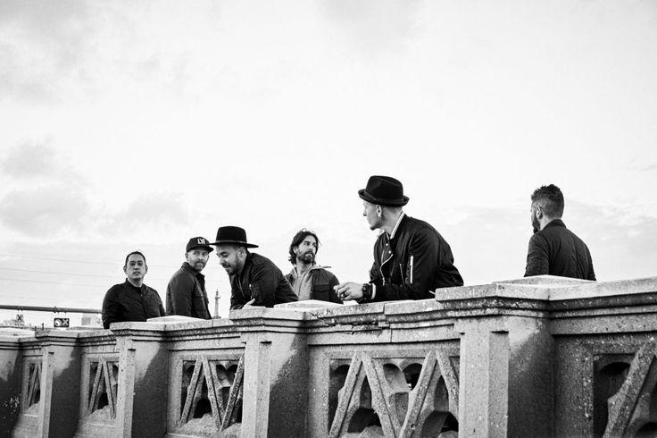 (c) James Minchin - Auf dem Bild: Linkin Park