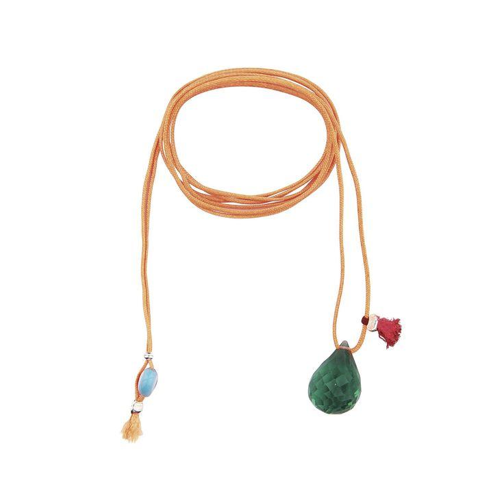 No.68 Drop Necklace - Courage