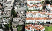 Die starke Polarisierung von Mexiko-Stadt in Zonen von armen und reichen zeigt…                                                                                                                                                                                 Mehr