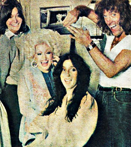 kate jackson Cher and Dolly