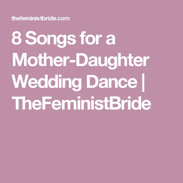 1000 Ideas About Mother Daughter Wedding On Pinterest