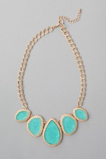 turquoise: Turquoise Necklaces, Big Necklaces, Statement Necklaces, Aqua Necklaces, Fashion Necklaces, Gold Necklaces, Choker Necklaces, Ice Cavern, Diamonds Necklaces