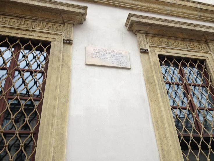 Stendhal - Corso Venezia, Milano
