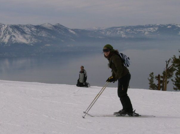 Day Off!... Skiing while I can! Heavenly Mountain Resort en South Lake Tahoe, CA