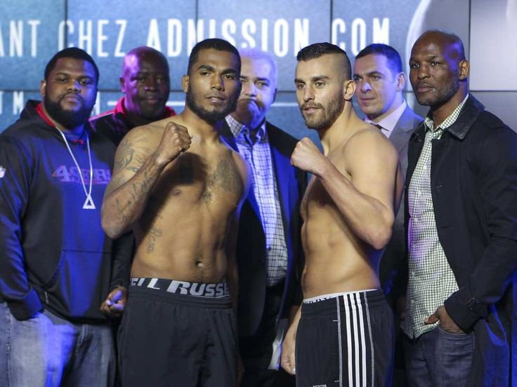 Tweet DAVID LEMIEUX PPV FIGHT WITH DE LA ROSA By Montreal Gazette Montreal, Canada (March 11th, 2016)– Former IBF middleweight champion David Lemieux won't be making his comeback Saturday night after all. Lemieux was scheduled to face American James De La Rosa in the 10-round main event at the OlympiaTheatre at a catch-weight of 163 …