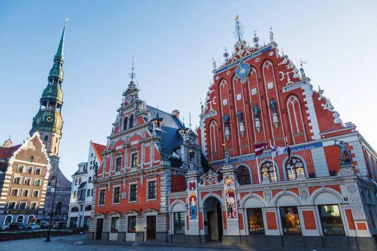 RIGA, LETTONIE. C'est l'une des plus anciennes villes des pays baltes… Riga, capitale lettonne est désormais une destination européenne incontournable.