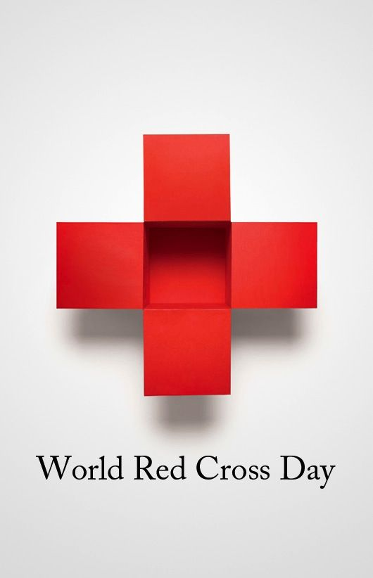 May 8: World Red Cross Day. Did you know the original idea for the Red Cross -- to provide aid for those wounded on the battlefield -- dates back to 1859 and was created by Swiss businessman Jean-Henri Dunant? The American Red Cross was later founded in 1881, and the iconic logo as a symbol of aid and respect for all people still rings recognizable to this day.