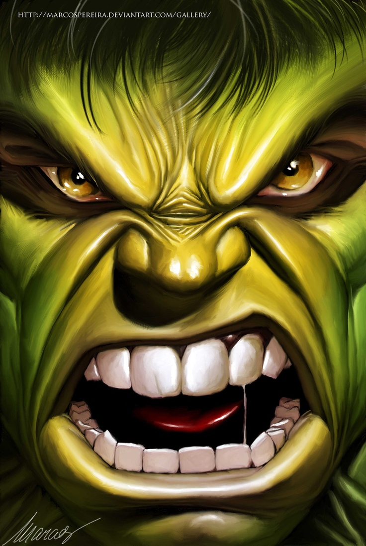 Incredible Hulk Live Wallpaper For Android