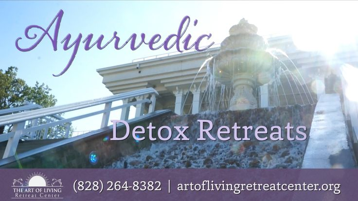 Ayurvedic Detox Retreat