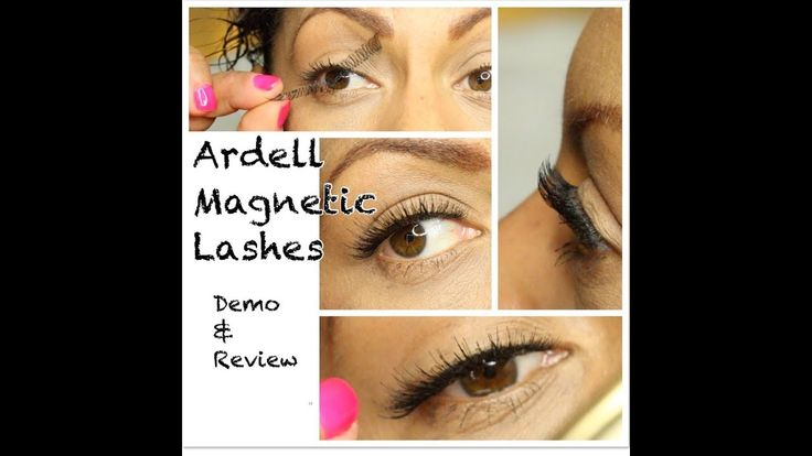 Thank you + Ardell Magnetic Lashes   Review