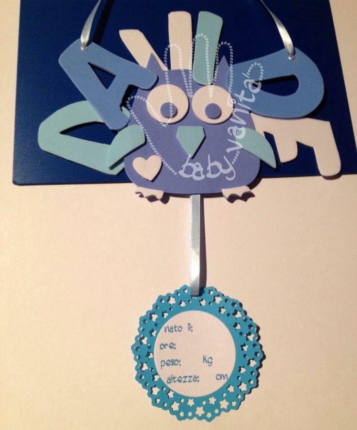 https://m.facebook.com/babyvanita Fommy foamy crepla decorazioni cameretta bambini fiocco nascita baby gift