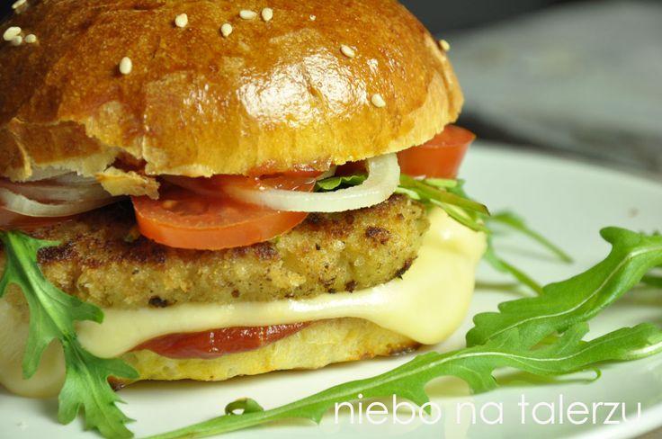 niebo na talerzu: Hamburgery