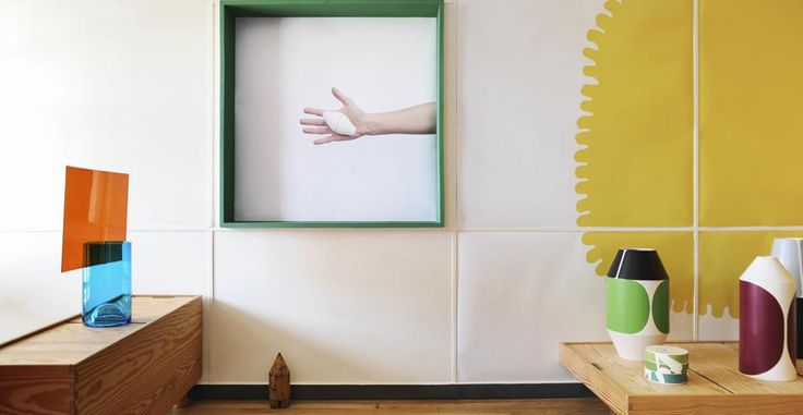 Pierre Charpin a Marsiglia: fino al 15 agosto il nuovo allestimento del designer francese per l'appartamento N°50 della Cité Radieuse di Le Corbusier
