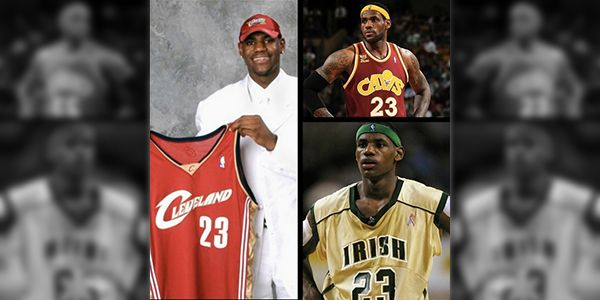 With 23 Comes Great Responsibility: 23 Greatest Moments Of LeBron In A Cavs Uniform