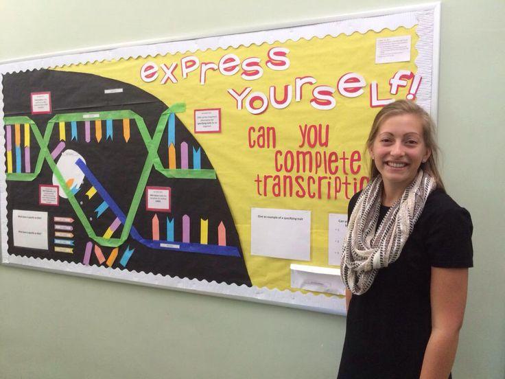 High School Biology Classroom Decoration Ideas ~ Ideas about science bulletin boards on pinterest