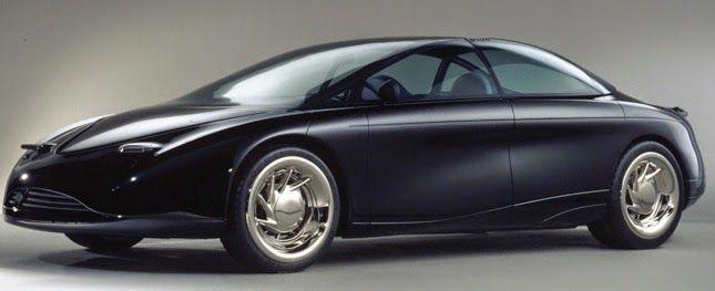 / / / KarzNshit / / /: '91 Ford Contour Concept