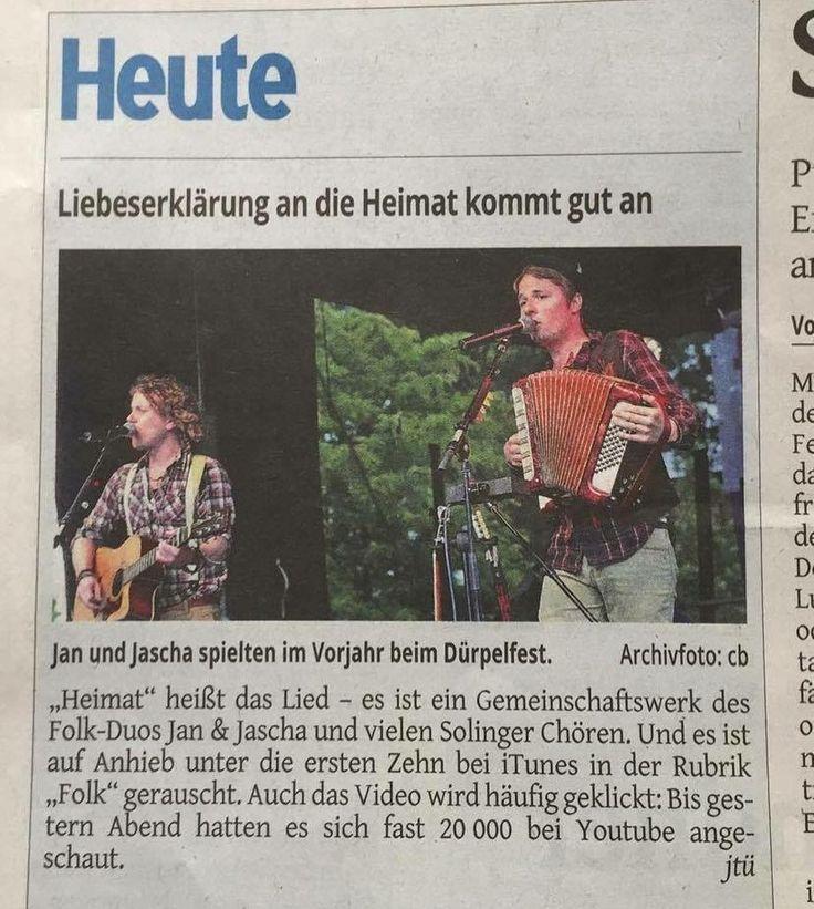 Yes #jan #janundjascha #jascha #solingen #folk #folkmusik #folkmusic #banjo #gitarre #guitar #whisky #talisker #irland #schottland #steelguitar #mandoline #akkordeon #hamburg #bestfriends #plattenvertrag #duo #bergischesland #irishbouzouki #bouzouki #piano #klavier #goldenezeiten #folktuns #hamburg #believedigital by jan_und_jascha https://www.instagram.com/p/BE0LzRwCfsc/ #jonnyexistence #music