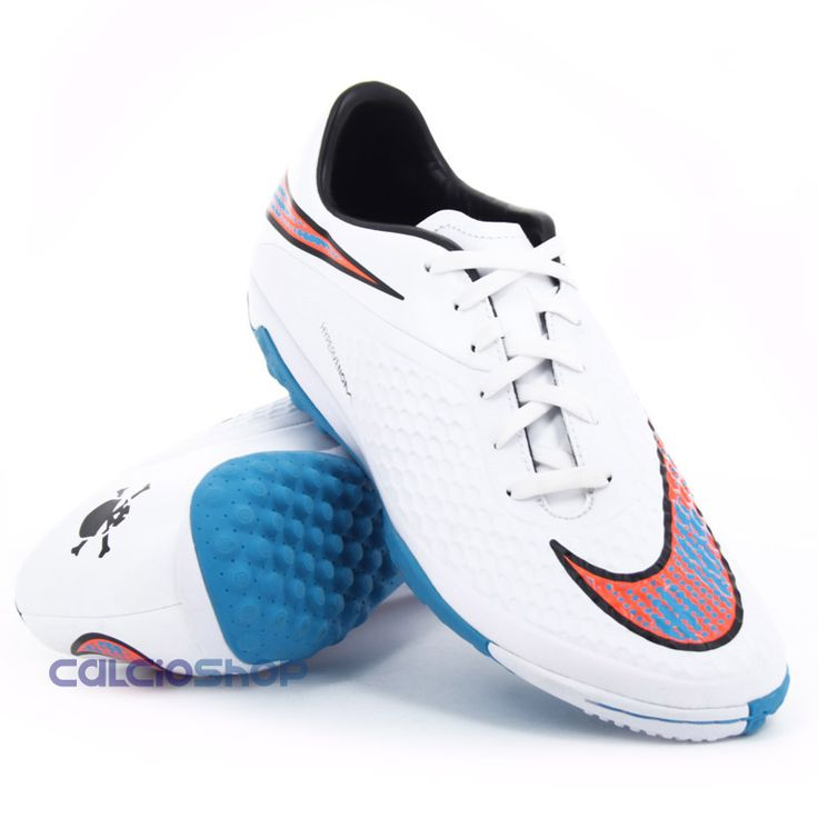 Nike - Hypervenom Phelon TF White Pack - Scarpe calcetto - Calcioshop.it