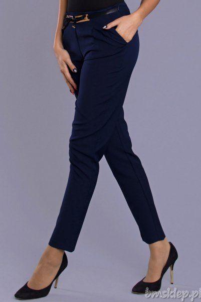 Materiałowe pumpy... #Spodnie - http://bmsklep.pl/spodnie